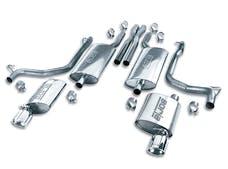Borla 1014001 300C; 300C TOURING C/TOUR 04-09 3.5L V6 RWD/AWD AT 4DR S OV RL AC SR 2.25in.
