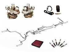 Borla 251006 S-Type Turbocharger Upgrade Kit