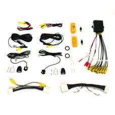 Brandmotion 9002-2910 16 pin Dual Camera Blind Spot Monitoring System