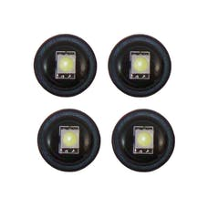 Cipa 93187 LED Lightning Strobe - Strobes that are small enough to be mounted anywhere