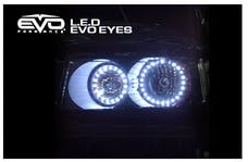 Cipa 93204 EVO Formance LED EVO Eyes (Halos) - Blue