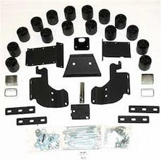 Daystar PA60103 Body Lift Kit 3""