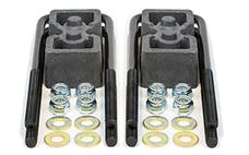 """Daystar KF09123 Suspension lift 2"""" Rear Block Only with Hardware"""
