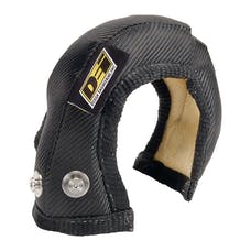 Design Engineering, Inc. 010181 Turbo Shield T4 - Shield Only - Onyx
