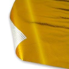 "Design Engineering, Inc. 010391 Reflect-A-GOLD  12"" x 12"" Sheet"