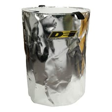 Design Engineering, Inc. 010484 Reflective Fuel Drum Cover; 54 Gallon Metal Drum
