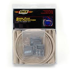 Design Engineering, Inc. 010702 Protect-A-Boot and Wire Kit Silver-8 cylinder kit
