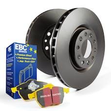 EBC Brakes S13KR1231 S13 Kits Yellowstuff and RK Rotors
