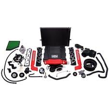 Edelbrock 1558 E-Force Street Legal Supercharger Kit