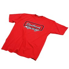 Edelbrock 2336 Racing T-Shirt White, XXXL