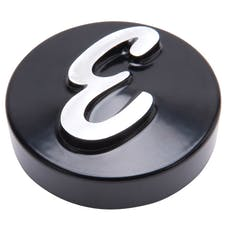 Edelbrock 4271 Elite Series Air Cleaner Nut Installation Items