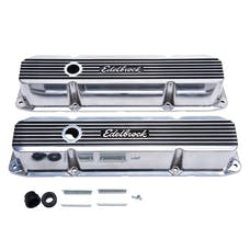 Edelbrock 4276 Elite II Series Valve Cover