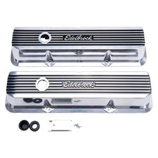 Edelbrock 4277 Elite II Series Valve Cover