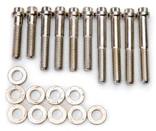 Edelbrock 8507 Performer Series Intake Manifold Bolt Kit