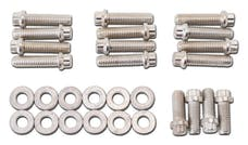 Edelbrock 8509 Performer Series Intake Manifold Bolt Kit