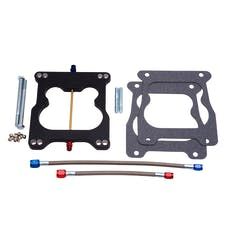 Edelbrock 70061 RPM Spreadbore Plate Half Kit