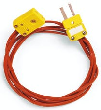 Edelbrock 91111 QwikData General Purpose Thermocouple Extension Cable