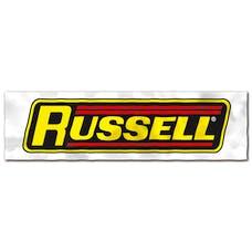 Edelbrock 600291 Banner Russell 62 X 18