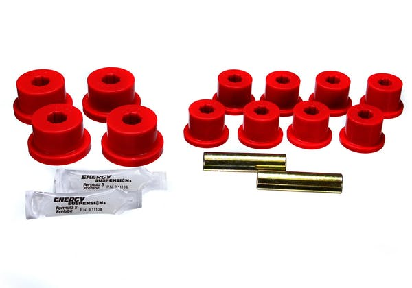 Energy Suspension 1.2101R Leaf Spring Bushing