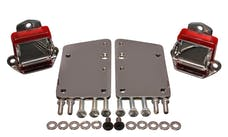Energy Suspension 3.1147R Conversion Set - Red/Chrome Plate