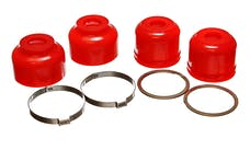 Energy Suspension 9.13136R Ball Joint Boot Set - Front or Rear