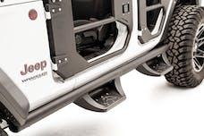 Fab Fours, Inc J1050 4 Door Side Steps
