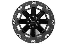 """Fab Fours, Inc SL2414-1 24"""" Wheel Ring 'GEAR' 4PK"""