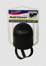 Fastway 82-00-3216 2- 5/16in Ball Cover with Tether - Retail