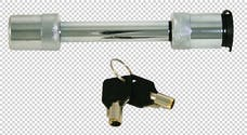"Fastway 86-00-3160 Fastway 5/8"" Locking Hitch Pin - Long Span for 2.5"" Receviers"