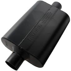 Flowmaster 942545 Super 44 Muffler-2.50 Center In/2.50 Center Out-Aggressive Sound