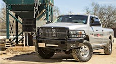 Frontier Truck Gear  300-41-0007 Original Heavy Duty Front Bumper For On and Off-Road
