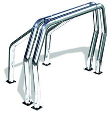 Go Rhino 9009590DSC RHINO! Bed Bar - Complete kit: Main bar + Kickers