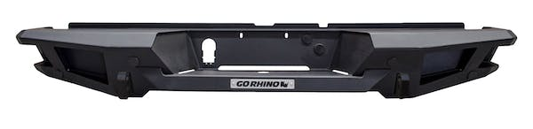 Go Rhino 28178T BR20 Series Rear Bumper Replacement (Textured Powder Coat Finish)