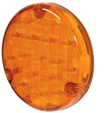 Hella Inc 959932401 110mm Turn Lamp