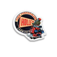 Holley 10003HOL Holley Retro Metal Sign