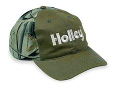 Holley 10018HOL Cap - Holley Green
