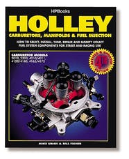 Holley 36-73 Holley Carb Manifold and Fuel Injection