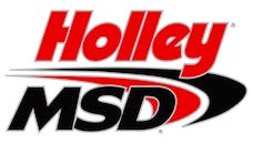 Holley 36-417 Holley/MSD NASCAR 26in Decal