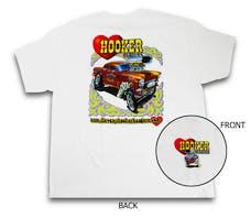 Hooker 10148-XXXLHKR Hooker Retro T-Shirt- XXX Large