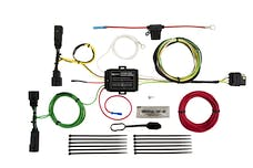 Hopkins Towing 11141164 Plug-In Simple Vehicle To Trailer Wiring Harness