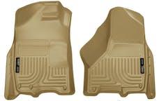 Husky Liners 18003 Weatherbeater Series Front Floor Liners