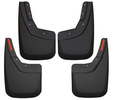 Husky Liners 56886 Front and Rear Mud Guard Set
