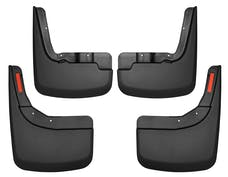 Husky Liners 58266 Front and Rear Mud Guard Set
