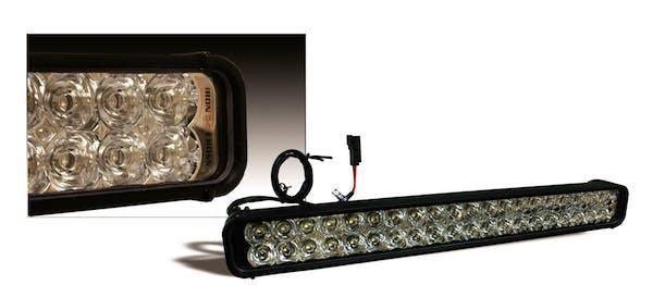 "Iron Cross Automotive IC-22LB 22"" Xmitter LED Light Bar 7,200 Raw Lumens"