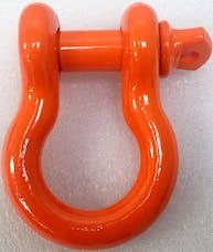 "Iron Cross Automotive 1000-06 3/4"" Shackle Orange"