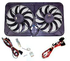 """Maradyne MJS26KC Stoker Heater with (2) 3"""" hose vents and switch kit"""