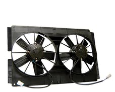 "Maradyne MM22KS Mach Two Shroud Fan Extreme - Dual 16"" 225w Truck Fan"