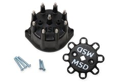 MSD Performance 84318 Black Marine Distributor Cap for PN 83507