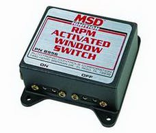 MSD Performance 8956 RPM Activated Switch Window