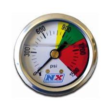 Nitrous Express 15508P Nitrous Pressure Gauge